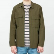 Norse Projects Jens Zip Jacket Ivy Green