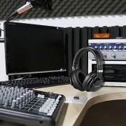 TAKSTAR PRO 82 Professional Studio Dynamic Monitor Headphone Headset Over-ear for Recording Monitoring Music Appreciation Game I3156B Black ...