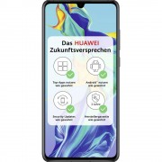 """HUAWEI P30 L298 128 GB 6.1 """"(15.5 cm)Dual-SIM Android™ 9.0 Crna boja"""