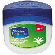 Vaseline Blueseal Aloe Fresh Petroleum Jelly (Imported) (50 ml)