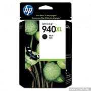 HP 940XL Black Officejet Ink Cartridge (C4906AE)