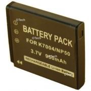 Batterie pour KODAK KLIC-7004 - Garantie 1 an