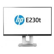 HP Monitor HP EliteDisplay E230t (23'' - Full HD - LED IPS)
