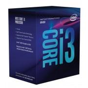 Intel Core i3-8100 / 4 - 3.6GHz / Socket 1151