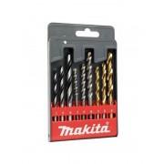 Makita Set burgija za drvo, beton i metal 9 kom