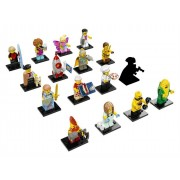 Lego Minifigure Série 17 6175012