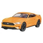 Revell 2018 Mustang GT 1:25 Scale SnapTite Model Kit - Skill Level 1