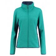 Kaikkialla Vappu - giacca in pile - donna - Green