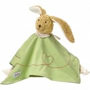 Käthe Kruse Towel Doll Bunny Pino Green 0174901