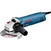 Polizor unghiular Bosch Professional GWS 1400, 1400 W, 11.000 rpm, Diametru disc 125 mm, Albastru, 0601824800