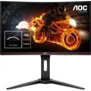 """AOC Gaming C24G1 - LED-Monitor - Gebogen (1500R) - 24"""" VA - 1920 x 1080 Full HD - 144 Hz - 1 ms"""