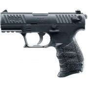 Umarex Pistol Arc Airsoft Walther P22q BLACK 6MM 20BB 0.5J