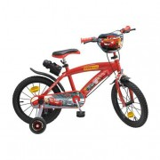 BORRAS Cars - Bicicleta 16 Pulgadas Cars 3