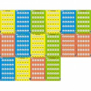 Set 16 Puzzle-uri 0 - 100 25 Piese Larsen LRP48