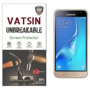 Impossible Glass (Not Tempered Glass) For Samsung Galaxy J3 Pro by Vatsin