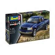 Revell Model Set 1997 Ford F-150 XLT 1:25 autó makett 67045