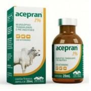 ACEPRAN 1% (ACEPROMAZINA) - 20ml