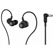 Fülhallgató, univerzális, fém, SOUNDMAGIC \PL30+C\, fekete-szürke