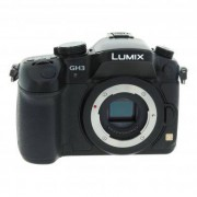 Panasonic Lumix DMC-GH3 Schwarz