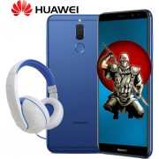 Smartphone Huawei Mate 10 Lite 64gb 4gb Ram 4g 16mp + Audifonos