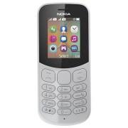 Nokia 130 (2017) Dual SIM - Bluetooth, FM Radio, VGA Camera - Grijs