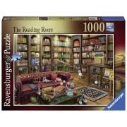Sala De Lectura, 1000 Piese