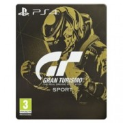 Gran Turismo Sport Limited SteelBook Edition, за PS4