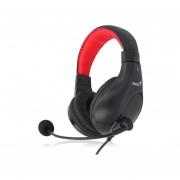 Auricular Con Micrófono Genius HS-520 Negro PC