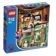 Lego Spider-Man Vs. Green Goblin The Origins
