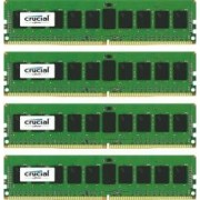 Kit Memorie Server Crucial ECC RDIMM 4x8GB DDR4 2400MHz CL17 Single Rank x4 Quad Channel