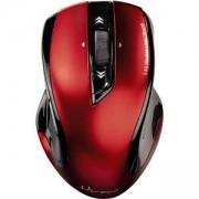 Безжична лазерна мишка HAMA Mirano, USB, Червена, HAMA-53877