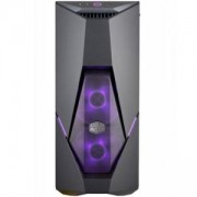 Кутия за компютър Cooler Master MasterBox K500 RGB, Темперирано стъкло, Черна, CM-CASE-MCB-K500D-KGNN-S00
