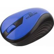Mouse Wireless Esperanza TM114B 1000DPI Negru-Albastru