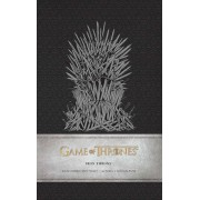 Insight Editions Game of Thrones Hardcover Ruled Journal Iron Throne