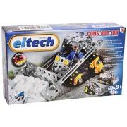 Eitech Basic Tracked Vehicles Construction Set Makes 3 Models C89
