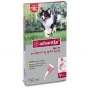 Bayer spa (div.sanita'animale) Advantix Spot On 4 Pipette Cani 10-25 Kg