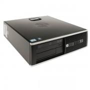 Calculator HP 8200 Elite SFF, Intel Core i5-2400 3.10GHz, 4GB DDR3, 250GB SATA, DVD-ROM, Port Serial, Display Port