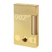 Bricheta S.T. Dupont Ligne 2 Gold James Bond 007