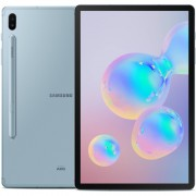 Samsung T865 Galaxy Tab S6 10.5 LTE 128GB Cloud-Blue Magyar Menüvel