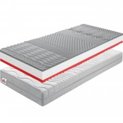 Matrac rugalmas poliuretán habból, 160x200, TEMPO 30