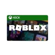 Xbox Giftcard Live Roblox 800 Robux Xbox One