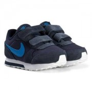 NIKE Obsidian Blue MD Runner 2 Infants Shoes Barnskor 21 (UK 4.5)