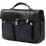 "Carry Case, Samsonite S-Teem-Briefcase 2 Gussets, 16.4"", Black (34U.09.002)"