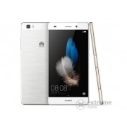 Huawei P8 Lite (Dual SIM) pametni telefon, White (Android)