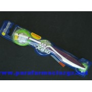 BINACA CEPILLO MAX CONCAVO M [B] 320234 CEPILLO DENTAL ADULTO - BINACA MAX-ACTIVE (MEDIO CONCAVO )