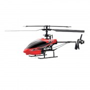 Elicopter mini single rotor, raza 120 m, telecomanda