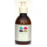 Crema de corp pentru bebelusi cu vanilie bio 200ml