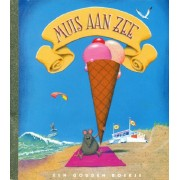 Kinderboeken Rubinstein Gouden boekje - Gouden boekje. Muis aan zee. 3+