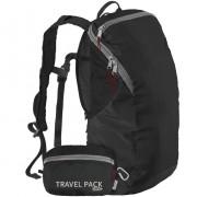 ChicoBag Ryggsäck Travel Pack rePETe Jet Black
