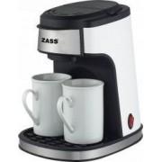 Cafetiera cu filtru Zass ZCM 01 Putere 450W 2 cesti ceramice incluse Dimensiuni reduse Picioruse antialunecare